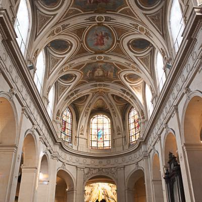 Concert à l'Eglise Saint-Roch